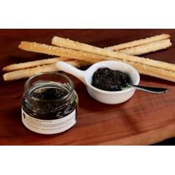 Holzer's Black Garlic Creme